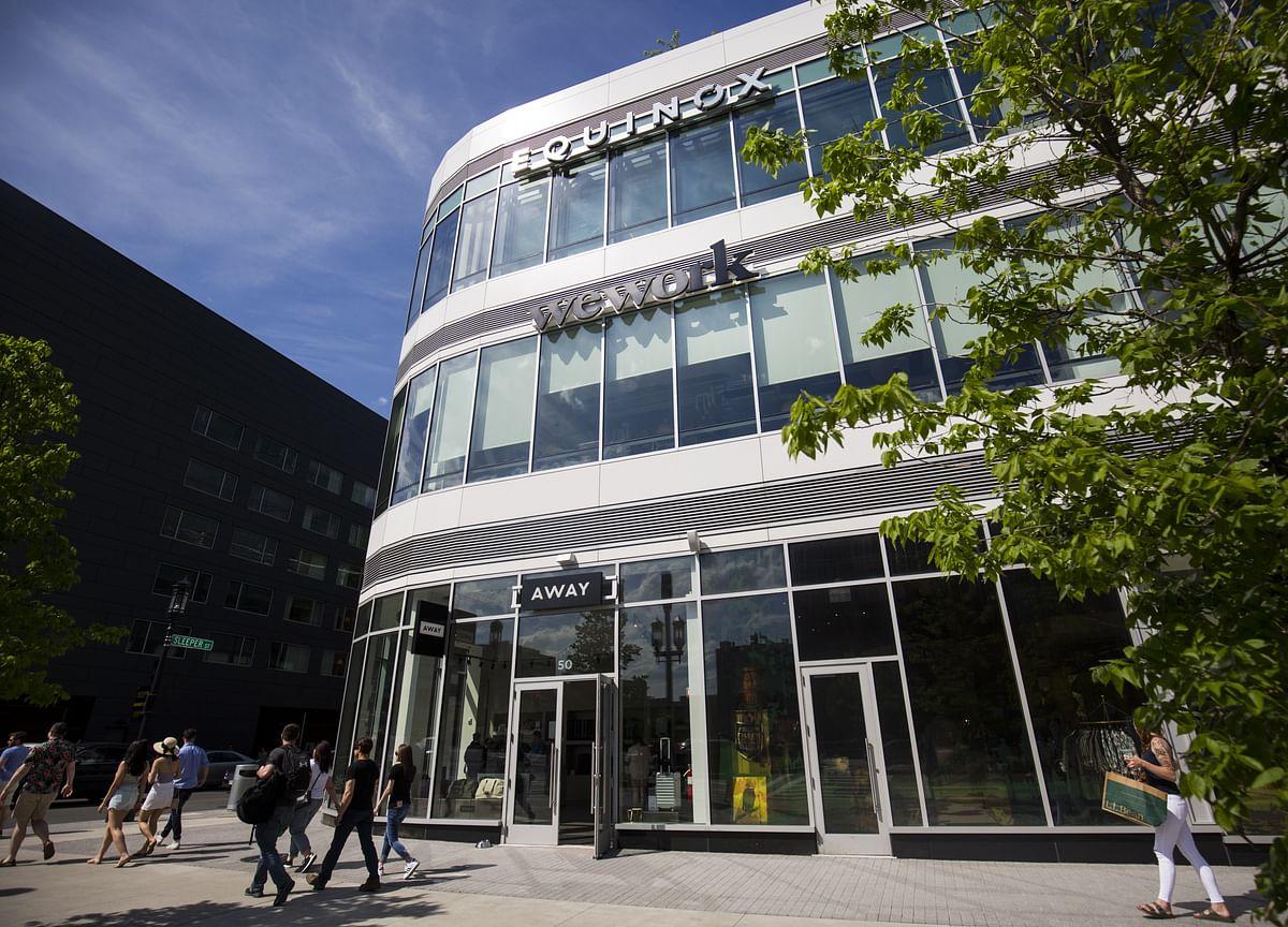 SoftBank Unveils $9.5 Billion WeWork Rescue, Gets 80% Stake