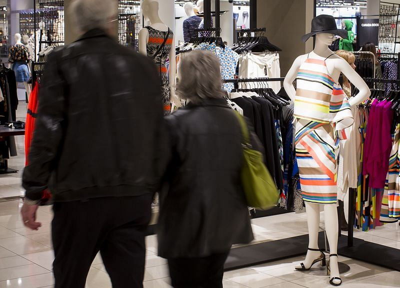 U.S. Retail Sales Unexpectedly Drop in Signal of Shaky Consumer