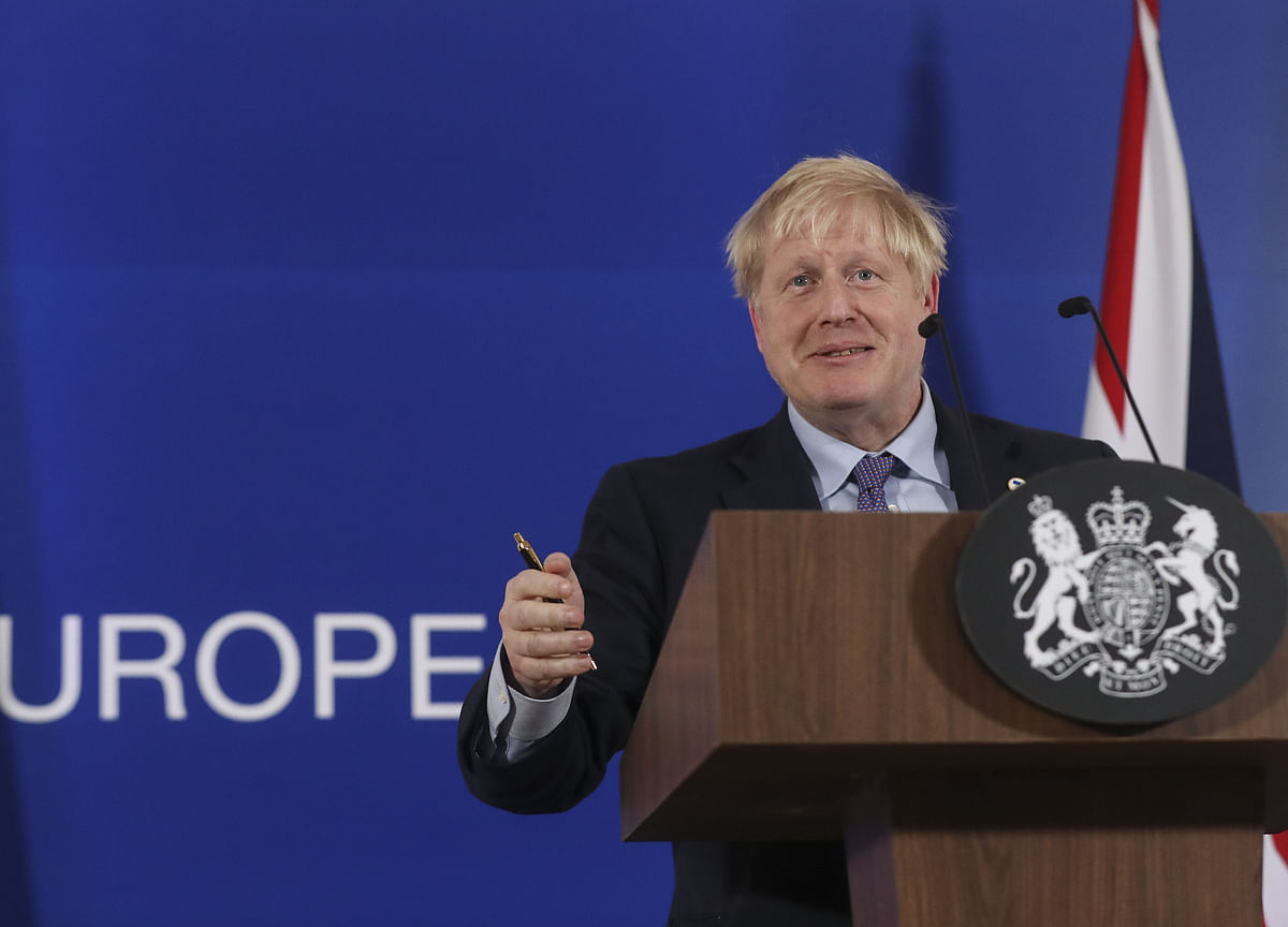 Boris Johnson Might Not Even Get His Brexit Vote on Saturday