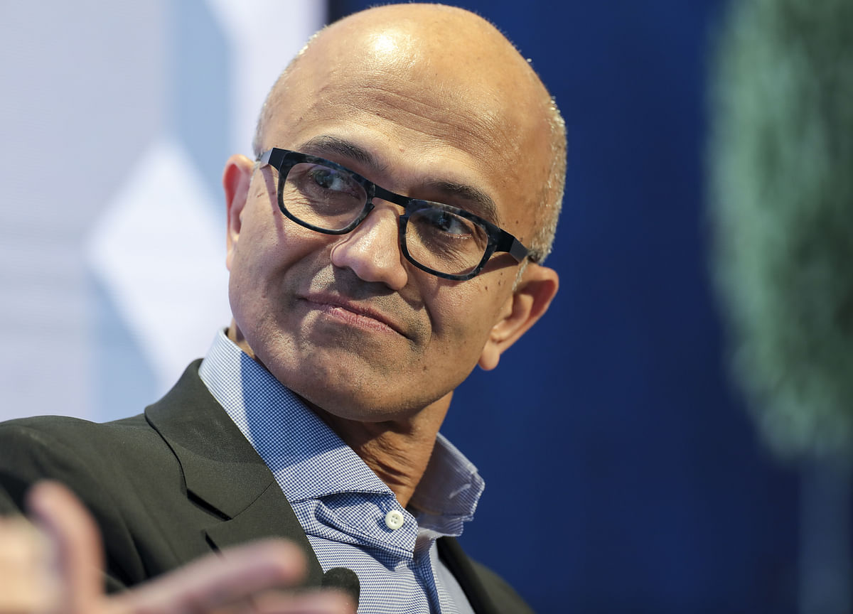 Microsoft CEO Satya Nadella Tops Fortune's Businessperson Of The Year 2019