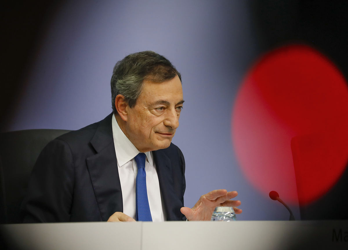 ECB Takes Center Stage, Fed Survey, U.S. Growth Outlook: Eco Day