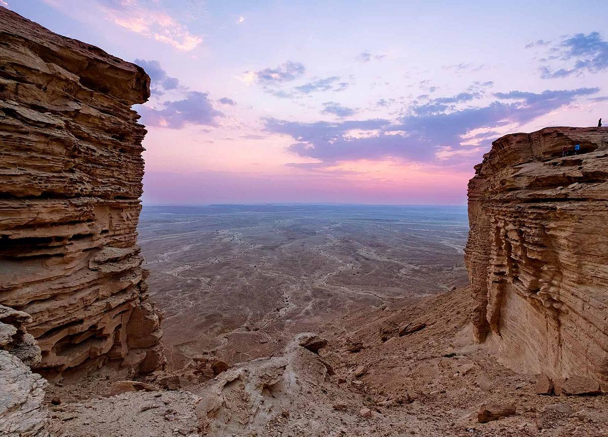 Six Tourist Spots in Saudi Arabia That Will Surprise You