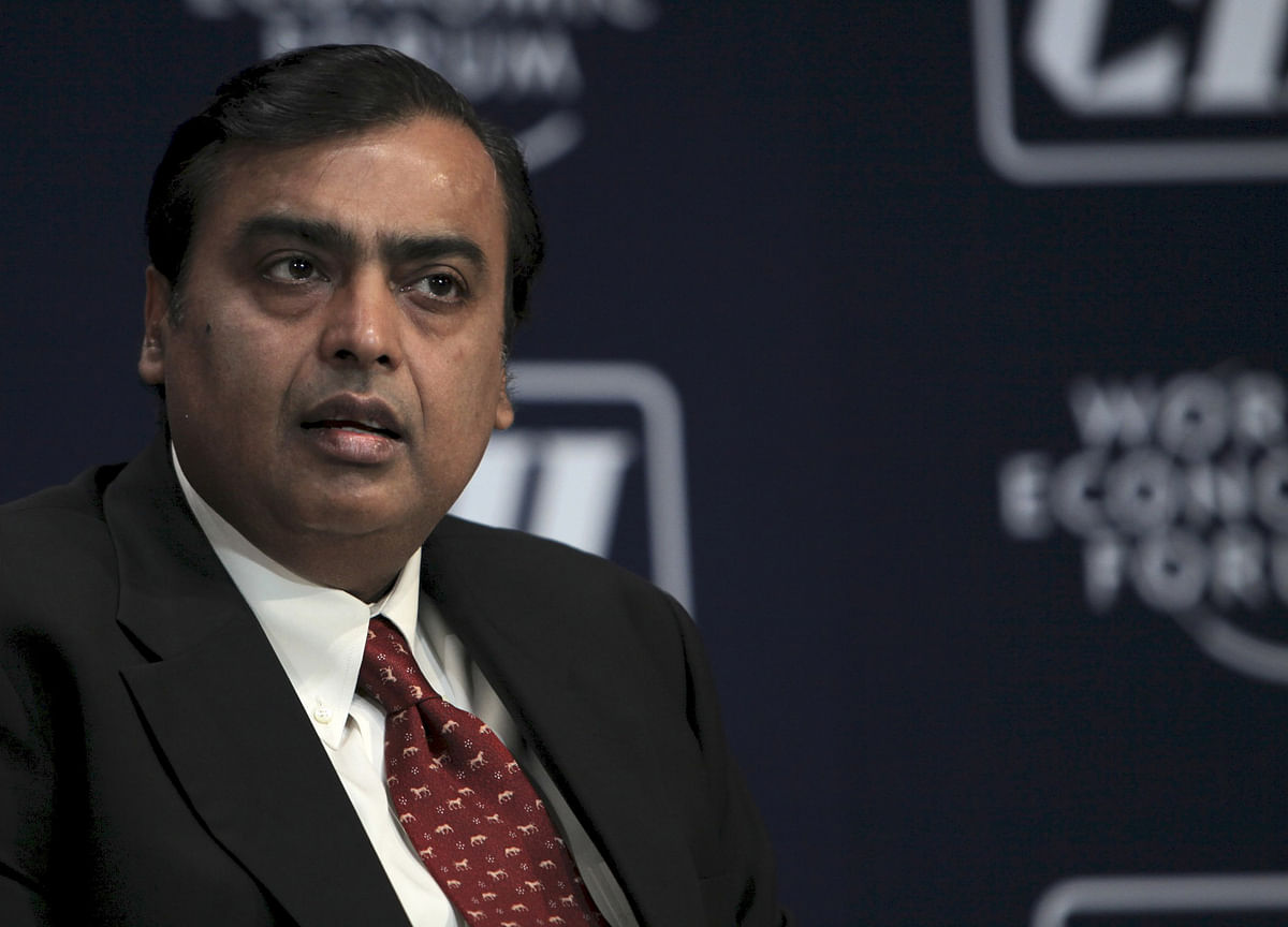 Mukesh Ambani Says India Slowdown Temporary, Government Reforms To Help Reverse Downturn