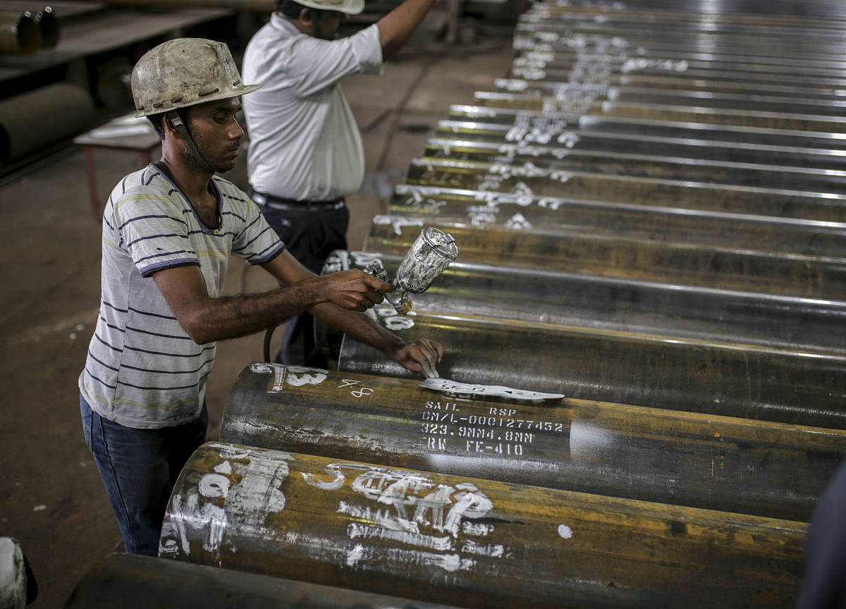IIP: India's Industrial Output Contracts The Most Since 2012