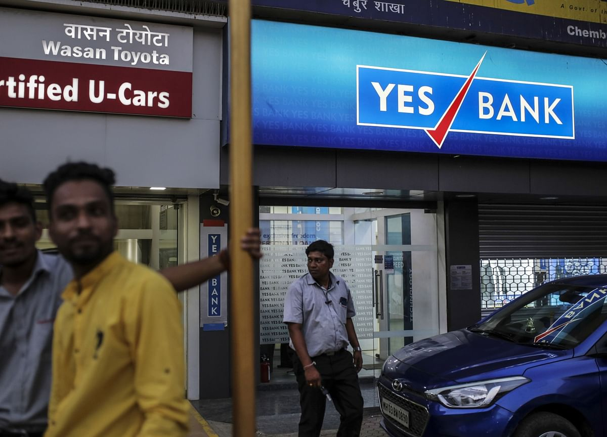 Yes Bank Board Approves $2 Billion Fund Raise Via Preferential Allotment Of  Equity Shares