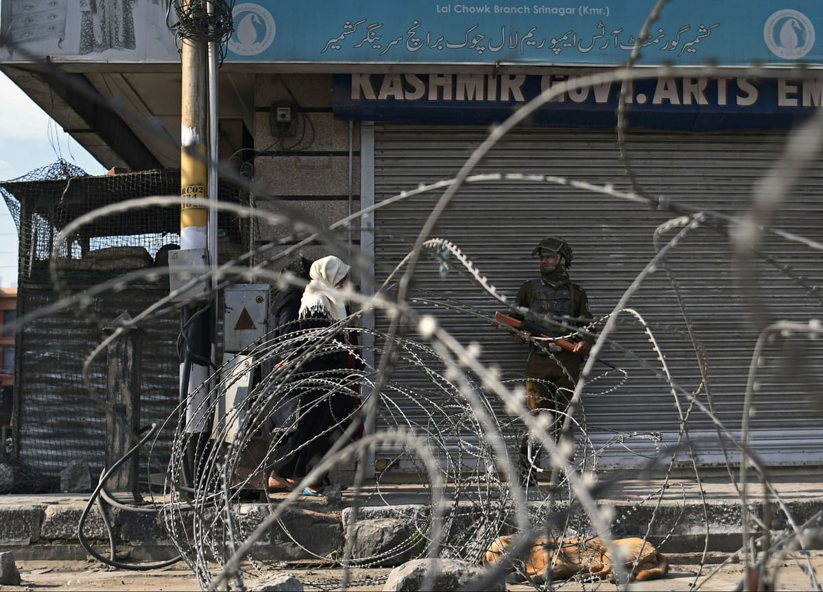 U.S. 'Concerned' About Kashmir, Urges India to Restore Normalcy
