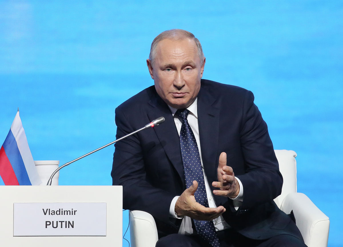 Putin Says Russia Is Helping China Build Missile Warning System