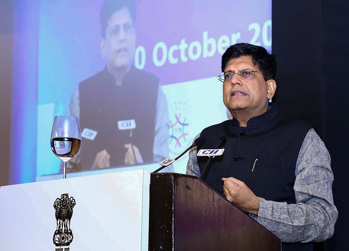 Startups Will Never Be Harassed, Says Piyush Goyal