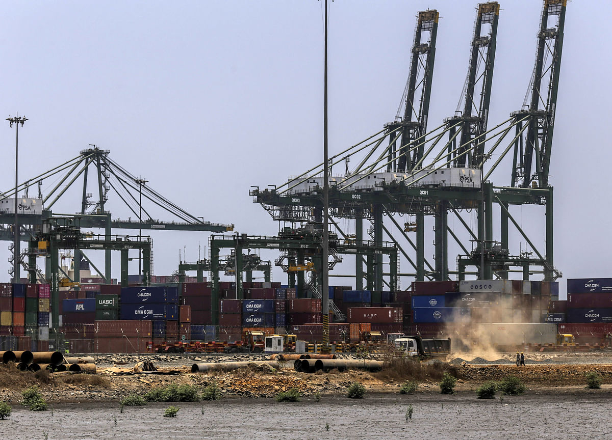 India's Trade Deficit Widens Less Than Estimated in October