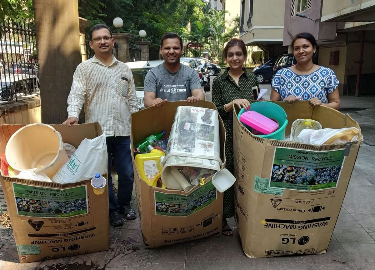 Daan Utsav: It's Time To Give Up Plastic – Project Mumbai