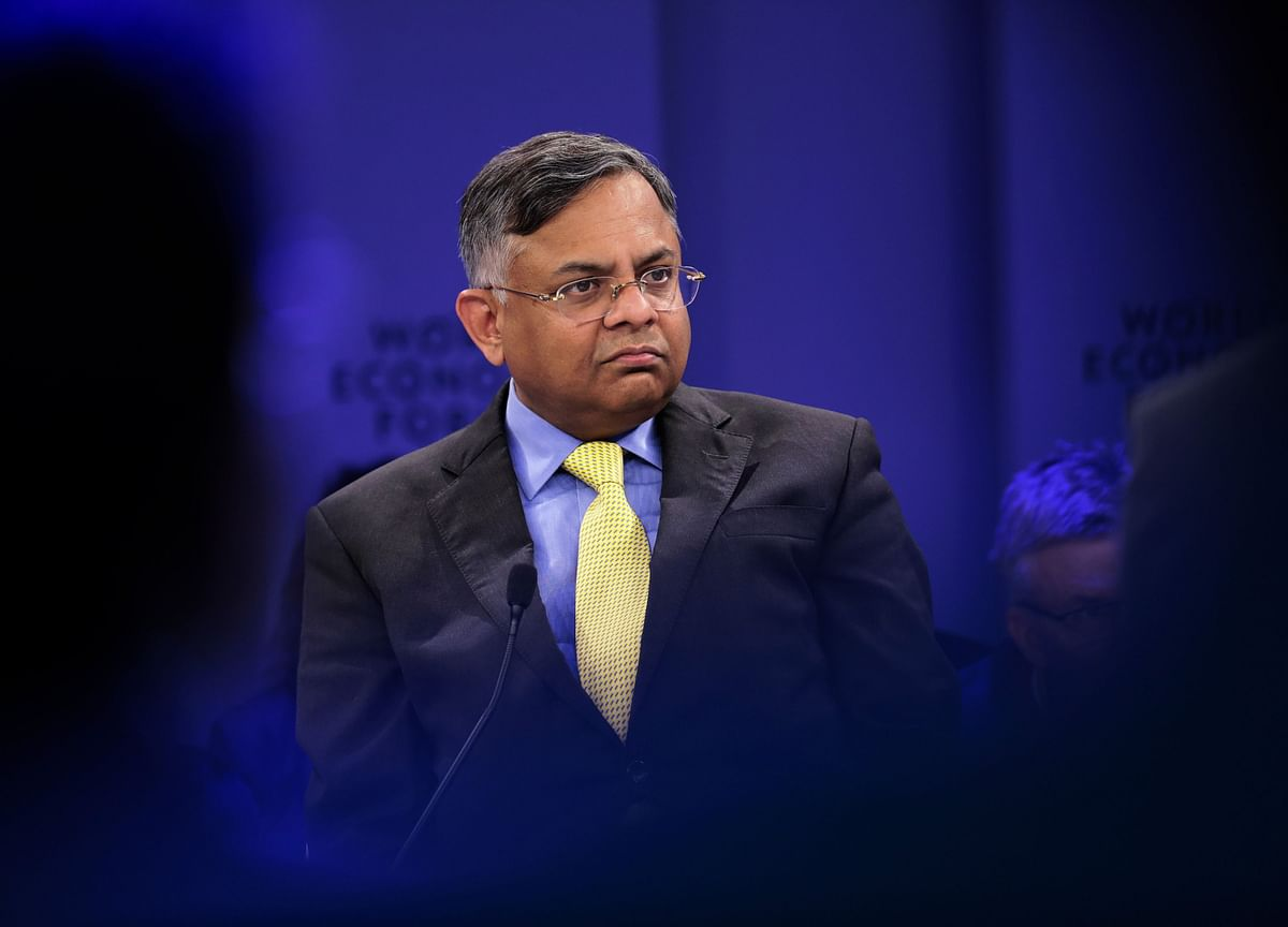 India Can Be AI Capital Of The World, Says Tata Sons' N Chandrasekaran