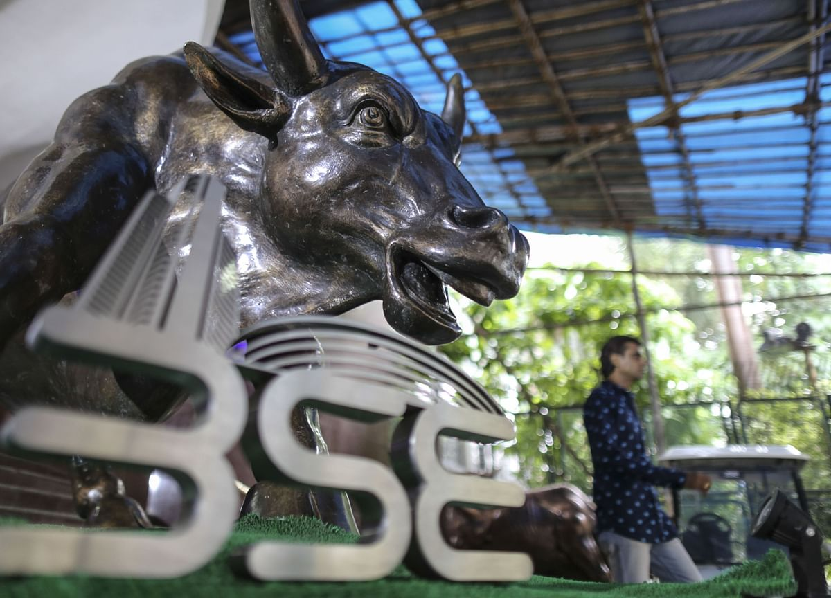 Sensex, Nifty End Near Day's Low; Happiest Minds Ends 123% Higher