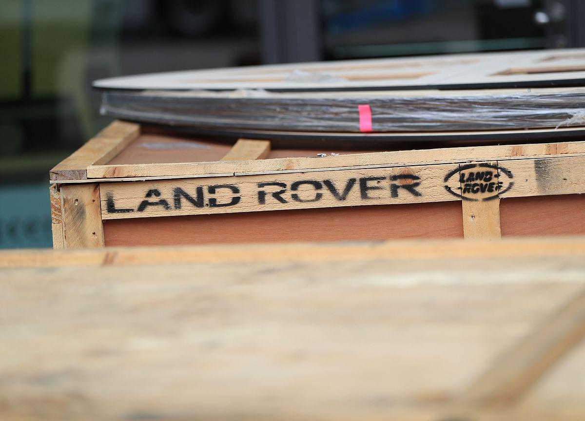 Jaguar Land Rover Sales Fall 3.4% In November