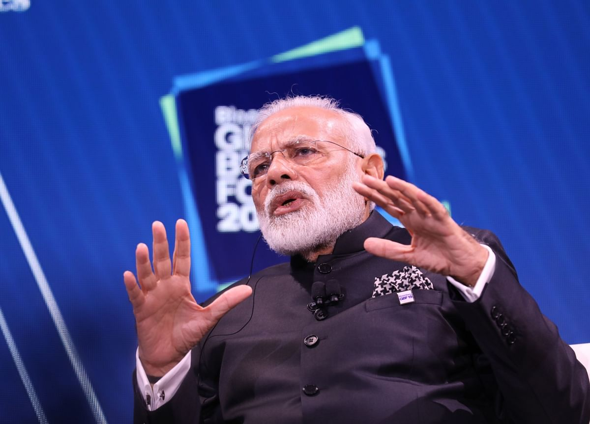 Slowing Economy Dents Modi's Margin in Crucial State Polls