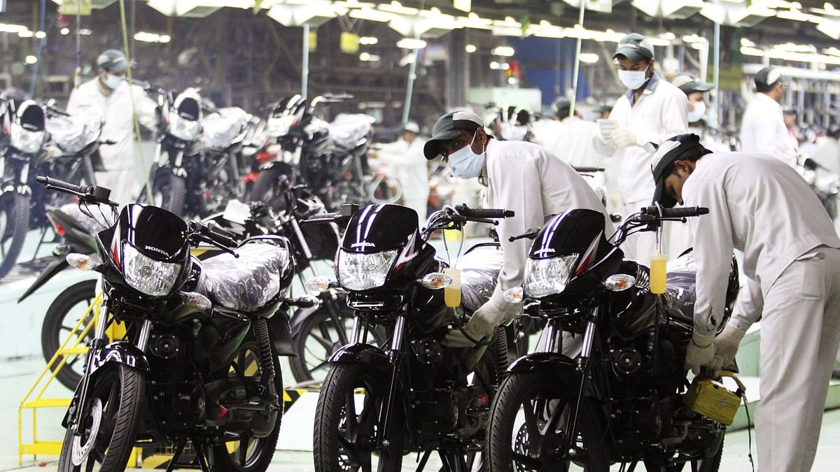 Why Sales Of Budget Motorbikes Tumbled