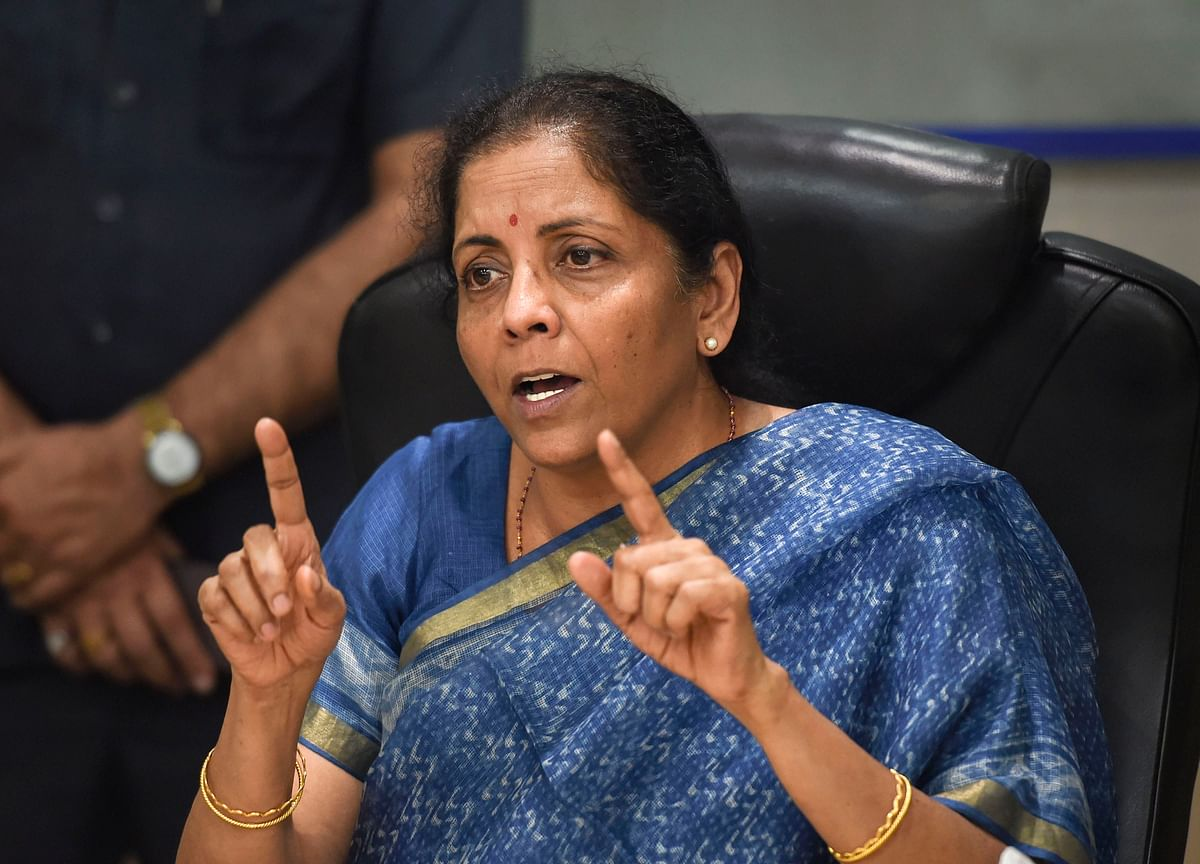 Government Closely Monitoring PMC Bank Situation, Says Nirmala Sitharaman