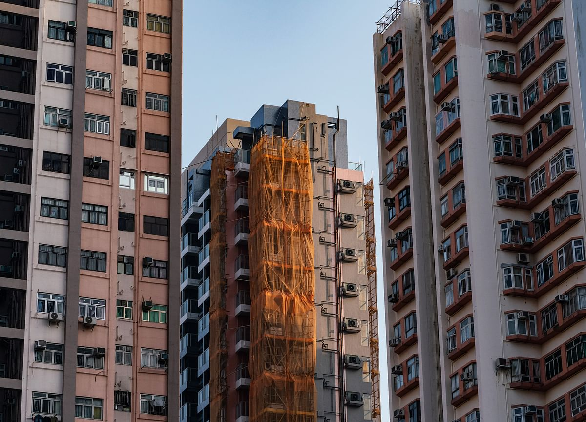 Hong Kong Sees Best Weekend for Home Sales Since April