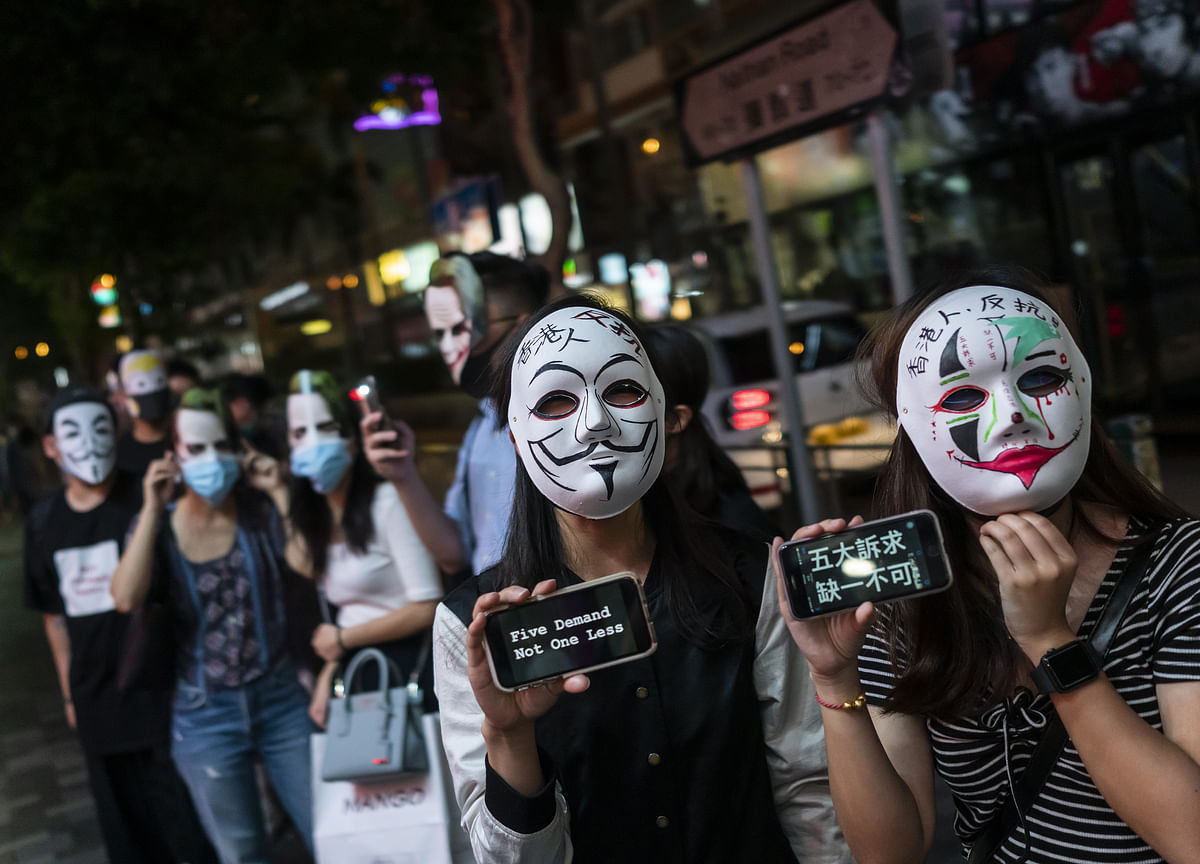 Hong Kong Police Already Have AI Tech That Can Recognize Faces