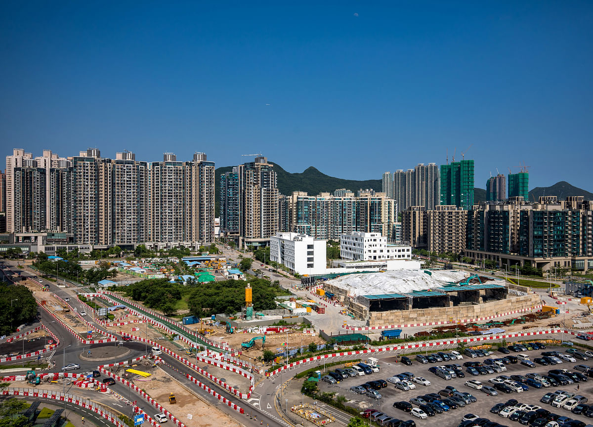 China Home-Price Growth Accelerates in Property Market Boost