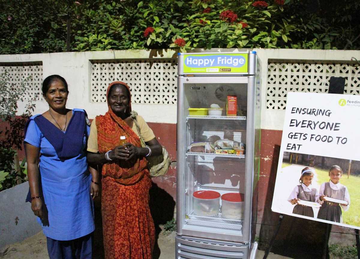 Daan Utsav: Never Let Food Go Waste – Feeding India