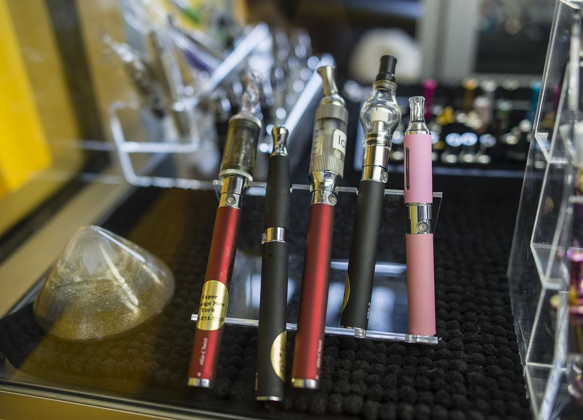 Prudential Plans to Boost Life Insurance Prices for Vapers