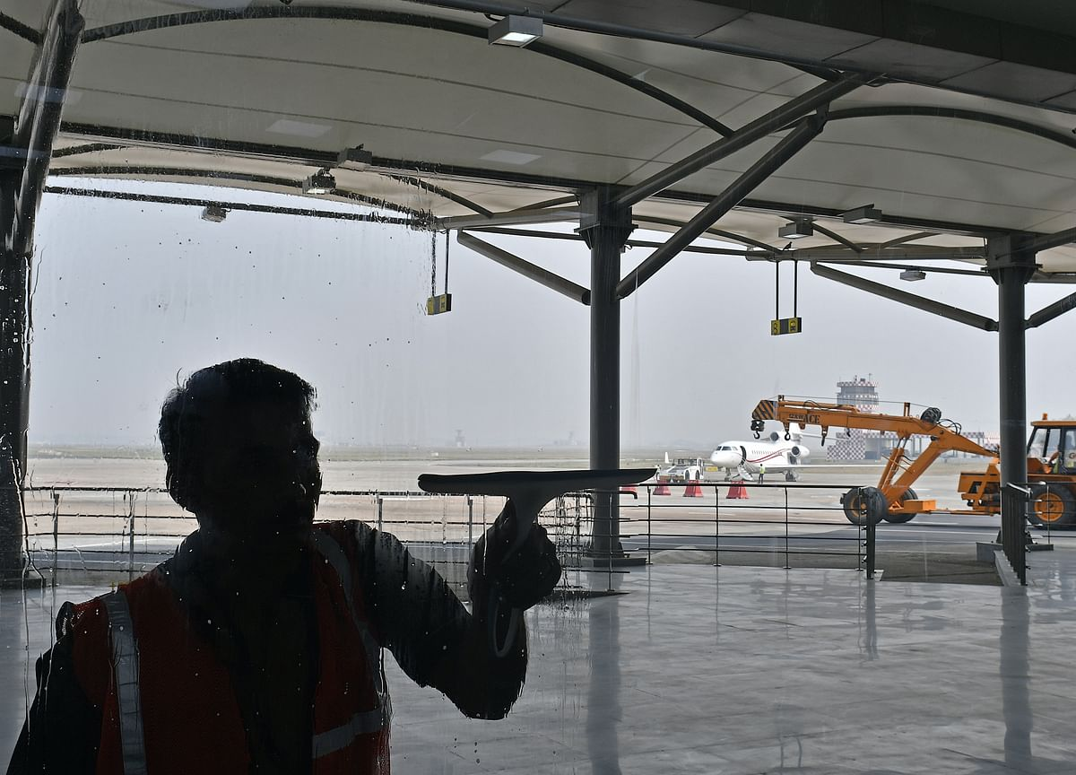 GMR-Groupe ADP Deal For Airport Business Gets Competition Commission's Nod