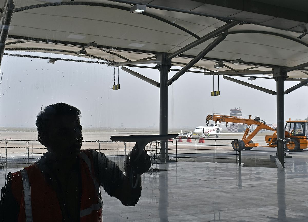 Competition Commission Approves Stake Purchase In GMR Airports By Tatas, Others