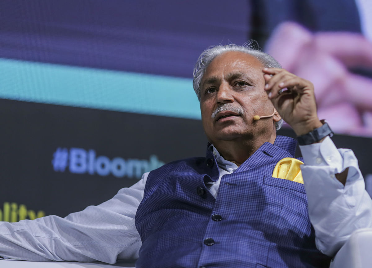 Bloomberg Equality Summit: Women's Participation Has To Become A National Agenda, Says Tech Mahindra's CP Gurnani