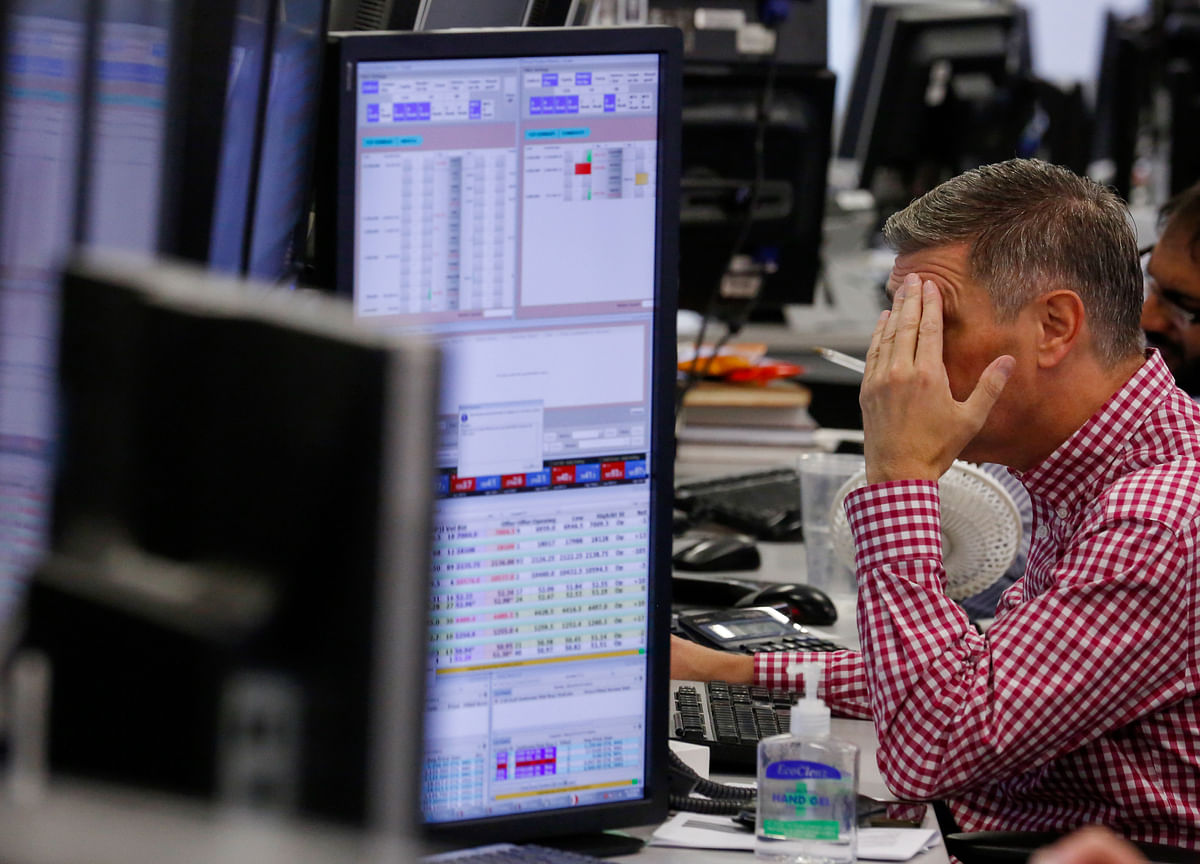 Investors Lose More Than Rs 3 Lakh Crore As Sensex, Nifty Log Second-Worst Single-Day Fall Of 2020