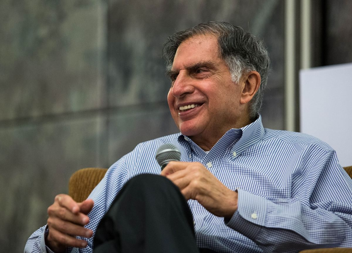 Ratan Tata To Invest In Electric Motorcycle Startup Tork Motors