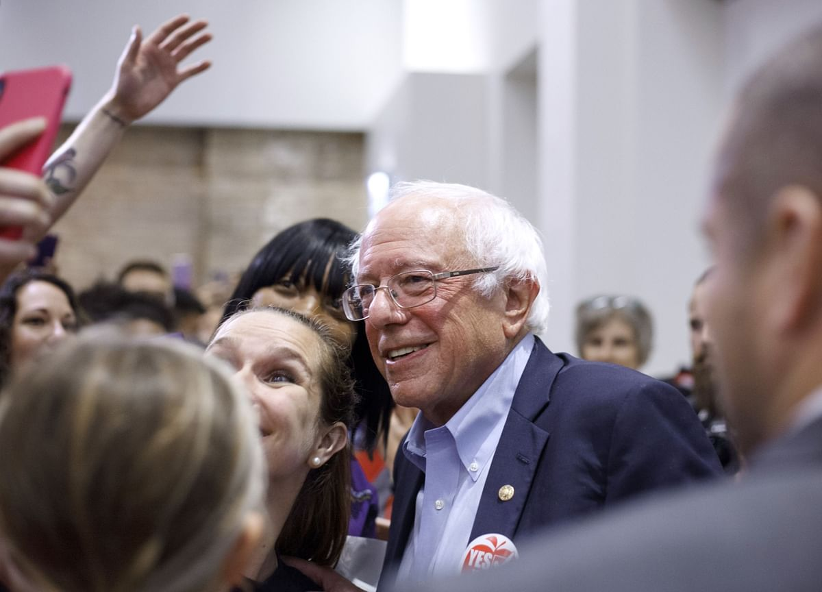 Bernie Sanders Halts Campaign Events After Experiencing Chest Pains