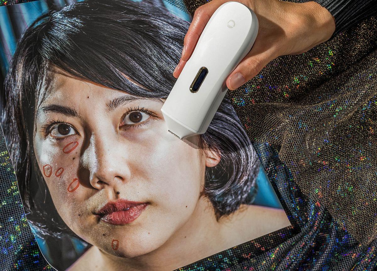 P&G Made anInkjet Printer for Your Face