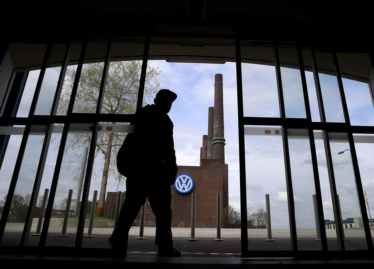 Volkswagen Lowers Sales Outlook