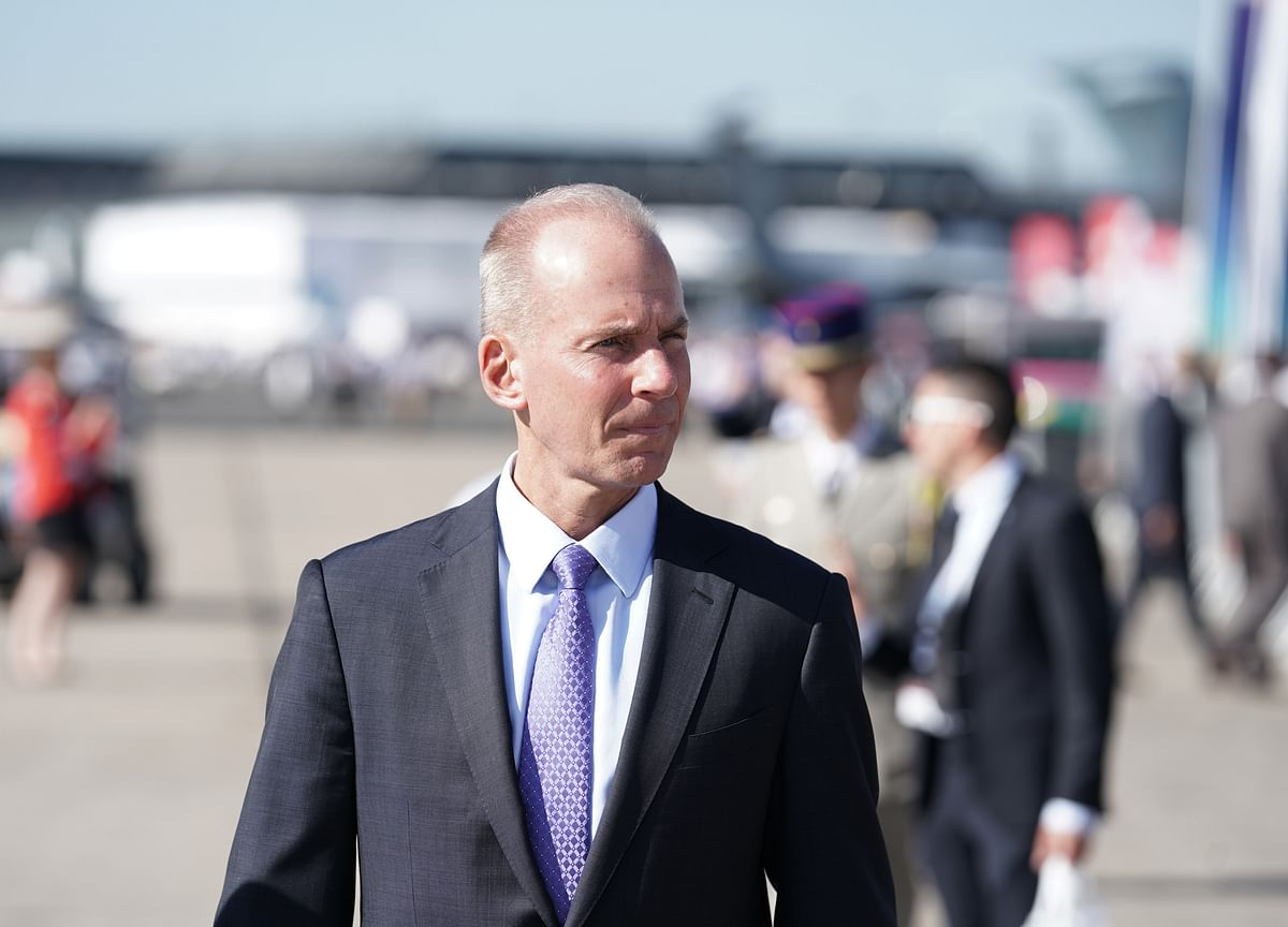 Boeing CEO to Tell Senate 'We Made Mistakes' in 737 Max Jet