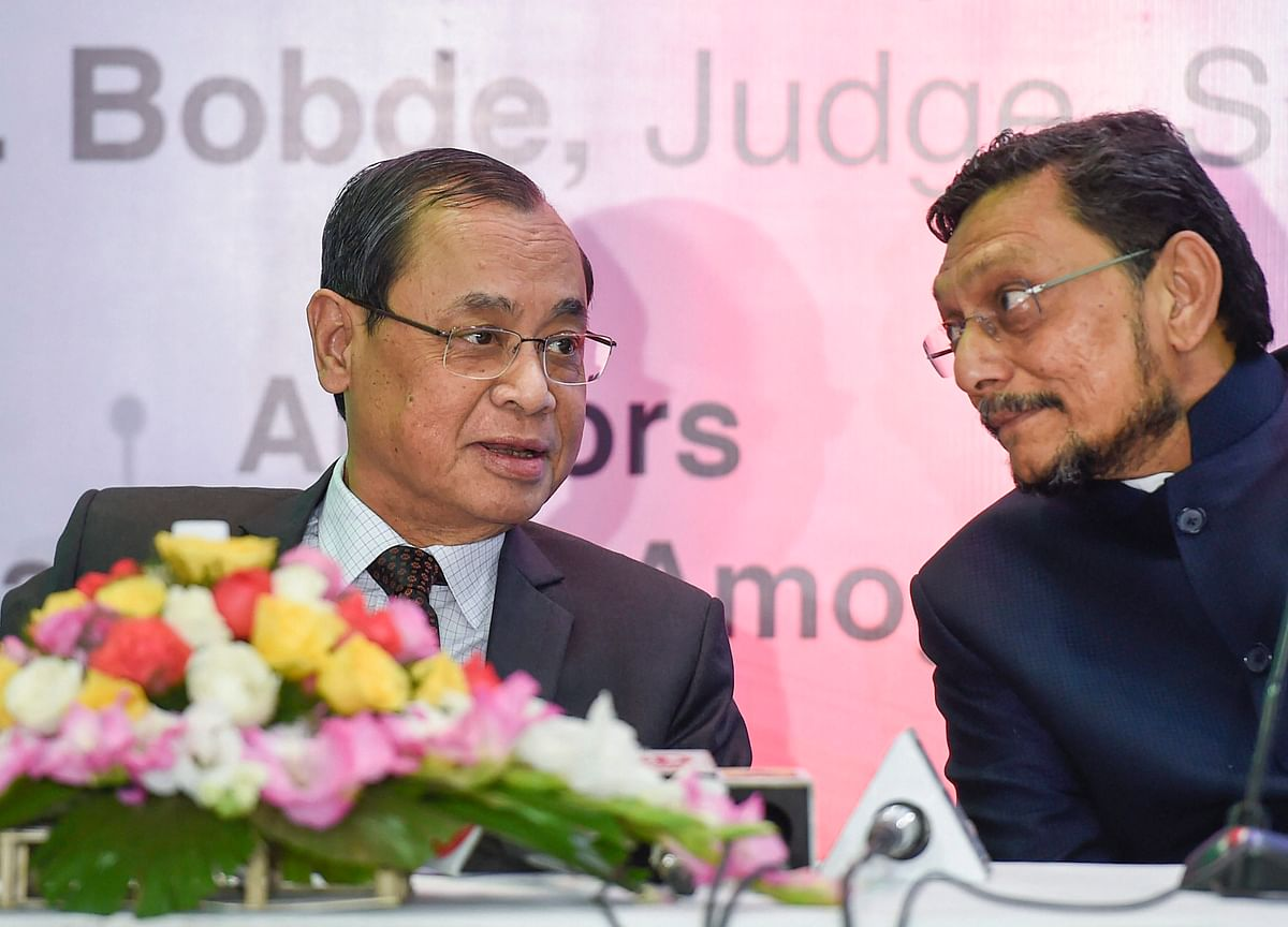 Ranjan Gogoi Recommends SA Bobde As Next Chief Justice Of India