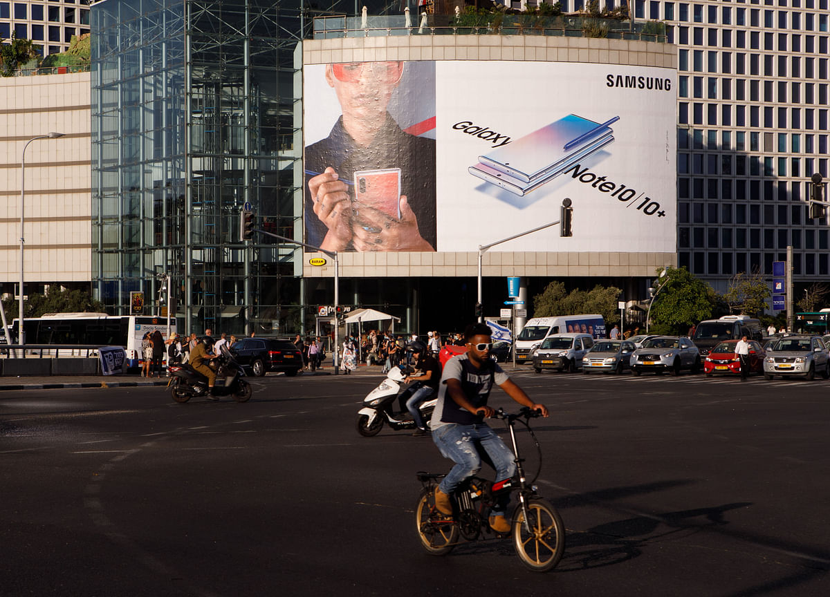 Samsung Beats Estimates as Demand Picks Up for Note, IPhone