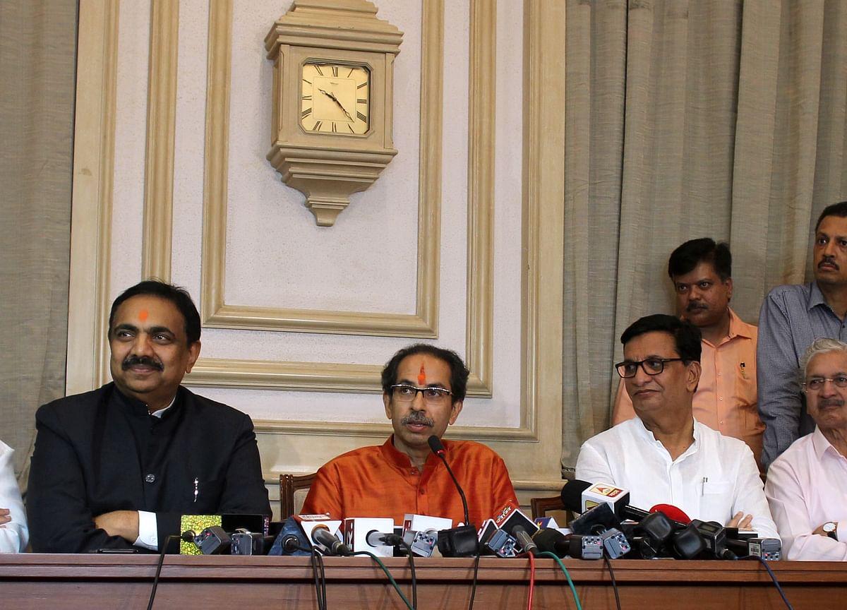 Uddhav Thackeray Writes To Nirmala Sitharaman Seeking Rs 15,558 Crore In Tax Dues
