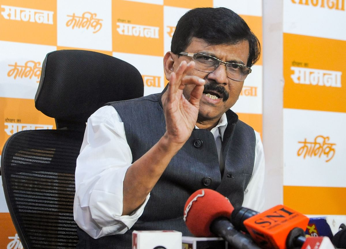 Shiv Sena Not In Politics Of Trade, Will Declare Stand Once No One Else Forms Government, Says Sanjay Raut