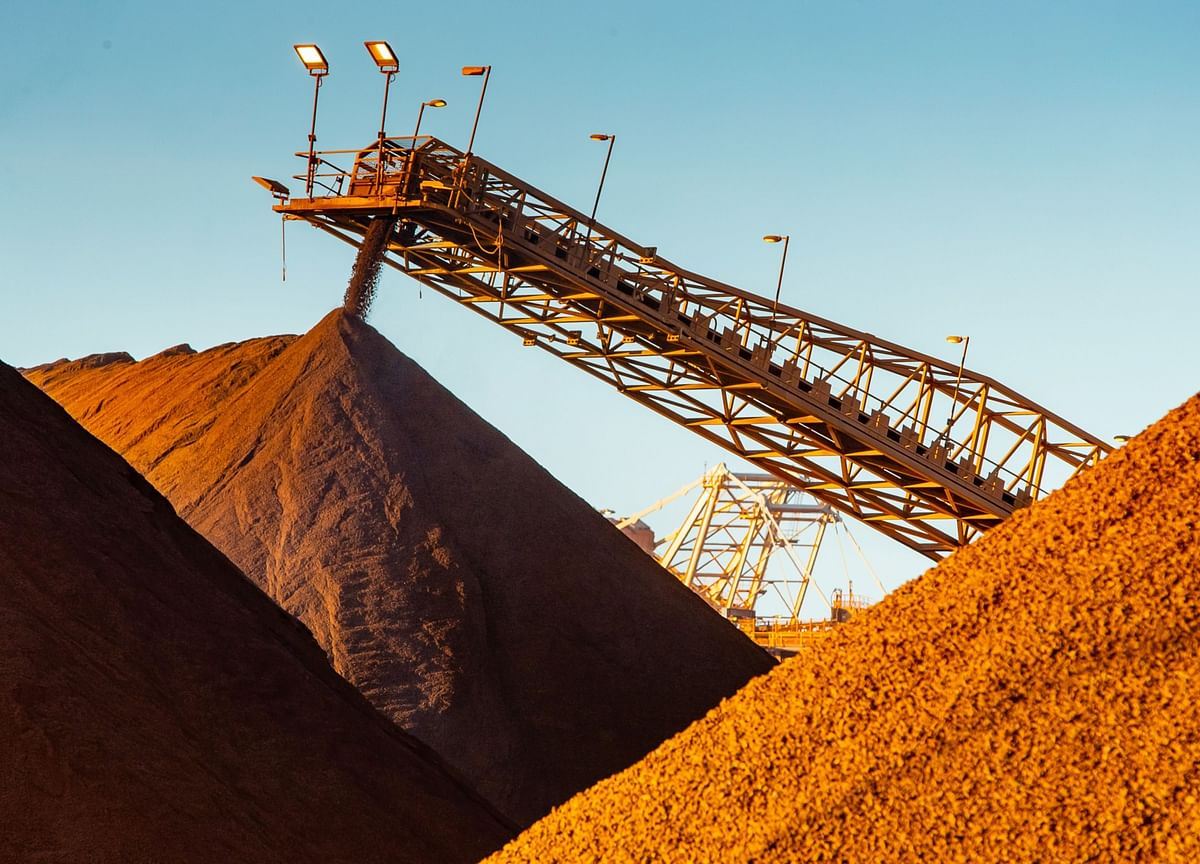 Applications Invited For Auction Of 26 Iron Ore Blocks, Says Mines Minister