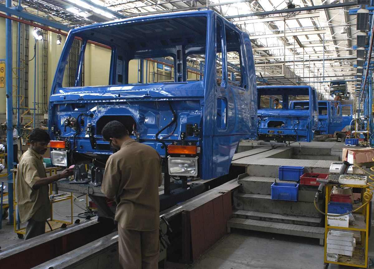 Ashok Leyland Stock Falls On Q3 Loss