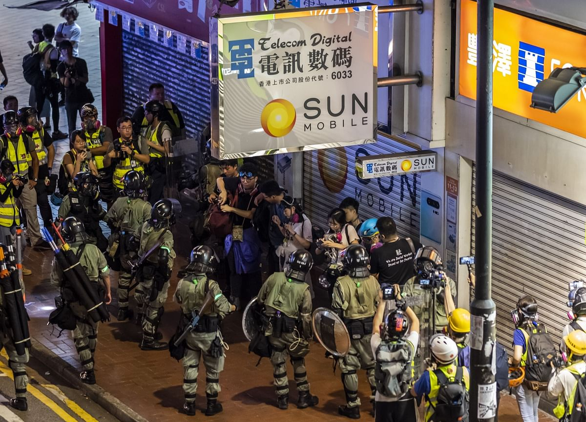 Hong Kong Stabbing in Broad Daylight Raises Election Safety Questions