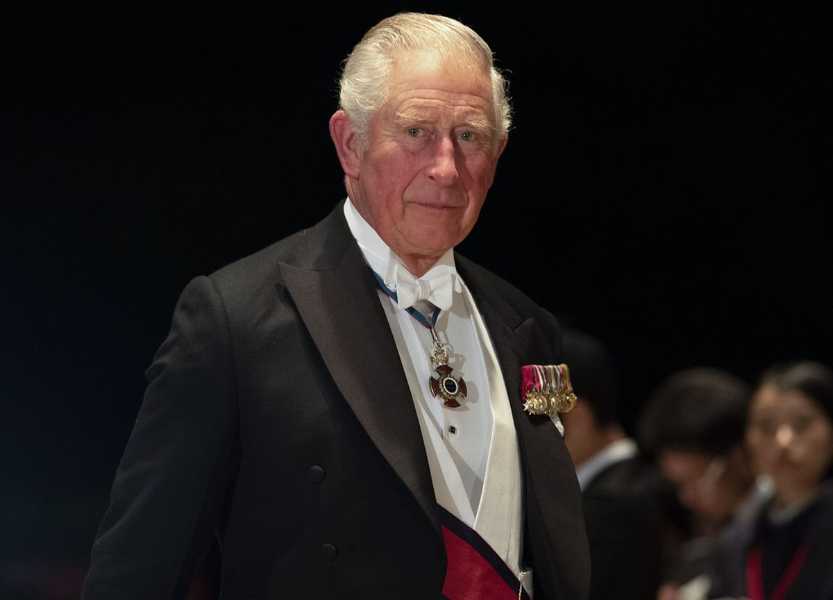 Prince Charles Reportedly Caught Up in $136 Million Fake Art Hoax