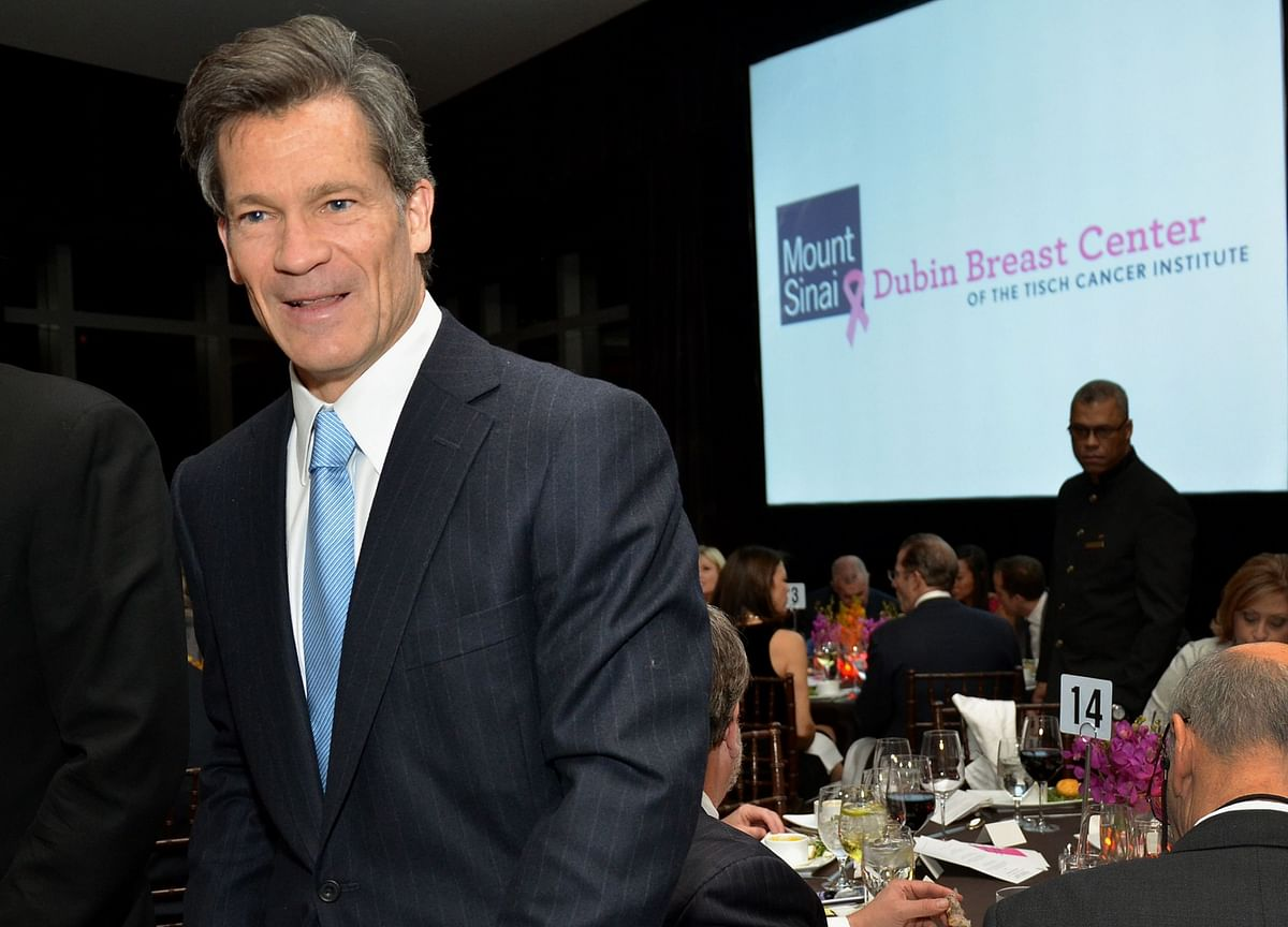 Louis Bacon Steps Back to End Decades Running Client Money
