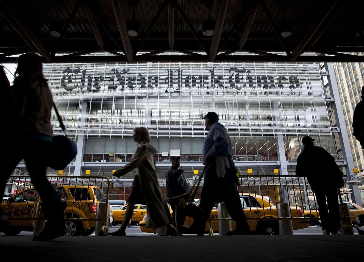 New York Times Poised to Name Meredith Levien as Next CEO