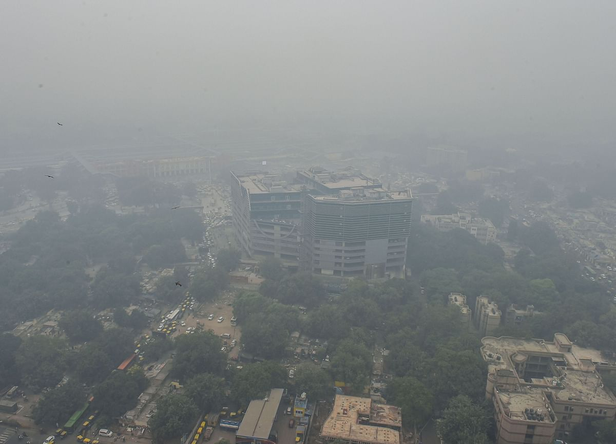 Parliamentary Panel To Discuss Air Pollution In Delhi On Wednesday