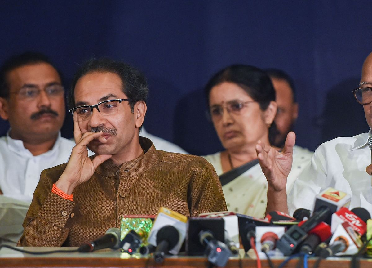 We Have Required Numbers, Says Sena-NCP-Congress Alliance In Letter To Governor