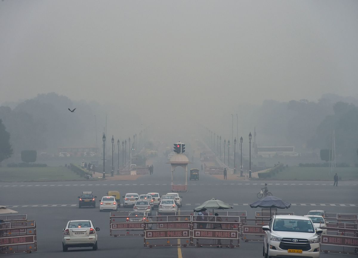 Delhi Air Quality Remains 'Severe' For Fourth Consecutive Day
