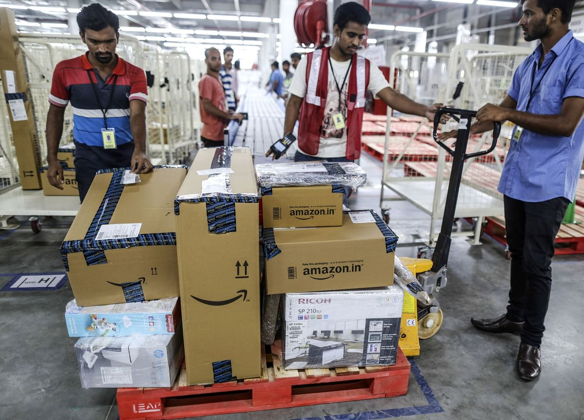 Amazon's Future CEO Jassy to Accelerate India Push Amid Protests