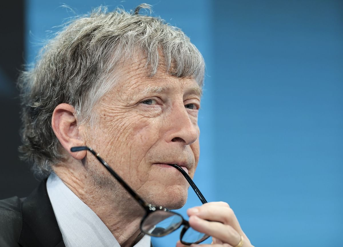 Bill Gates Shows How Hard It Can Be to Divest From Fossil Fuel