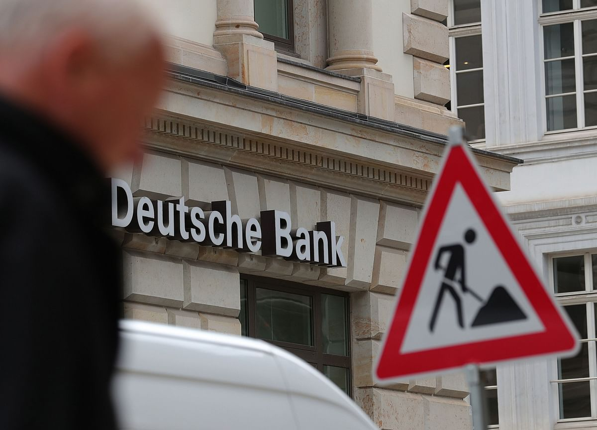 Deutsche Bank Bids for Another Ailing India Power Project's Debt